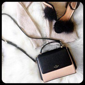 Kate Spade Top Handle Pink Granite Multi Bag